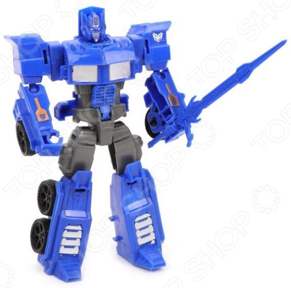 Робот-трансформер Наша Игрушка «Машина» 8228-R31