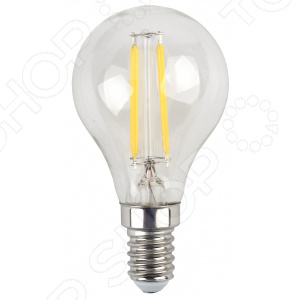 Лампа светодиодная Эра P45-7W-827-E14