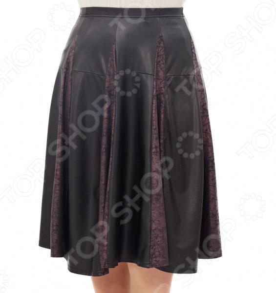 Юбка Pretty Woman «Валетта». Цвет: черный, красный юбка woman цвет черный