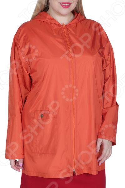 Дождевик Гранд Гром «Дождливый день». Цвет: терракотовый туника гранд гром ассорти идей цвет коричневый