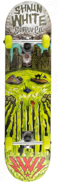 Скейтборд Shaun White Griffon Shaun White - артикул: 938269