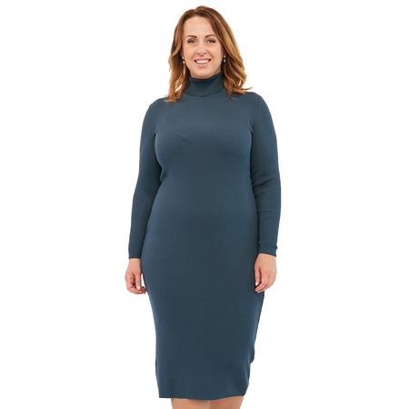 Купить Платье VAY 2237. Цвет: морская волна
