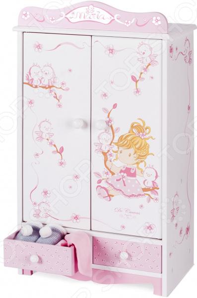 Гардеробный шкаф для куклы De Cuevas «Мария» 54023