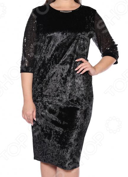 Платье Pretty Woman «Джоли». Цвет: черный платье pretty woman ожерелье королевы цвет черный