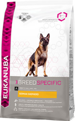 Корм сухой для собак Eukanuba BreedSpecific German Shepherd