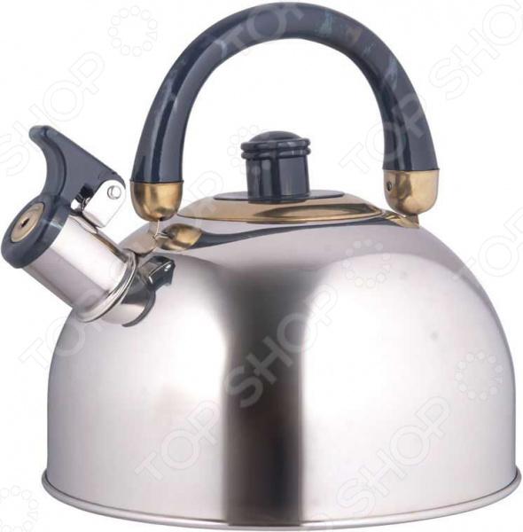 Чайник со свистком Rainstahl RS\WK-7550-35. В ассортименте