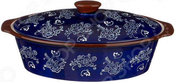 Блюдо для запекания с крышкой Agness 536-160