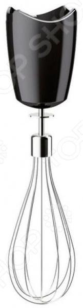 Венчик-насадка для блендеров Braun MQ 10 BK braun mq 10 венчик для погружных блендеров black