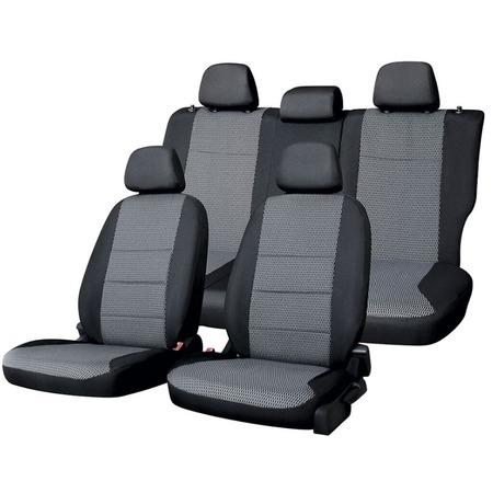Купить Набор чехлов для сидений Defly Chevrolet Niva, 2002-2014