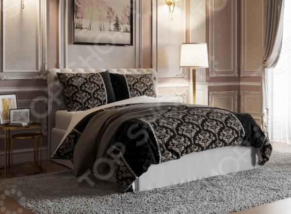 Комплект постельного белья Стильный дом «Лили-Нуар»
