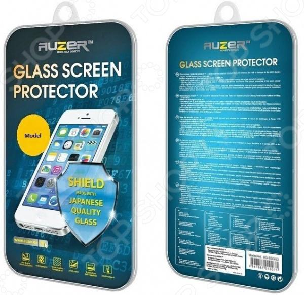Стекло защитное Auzer AG-SSG 355 для Samsung Core 2 G355