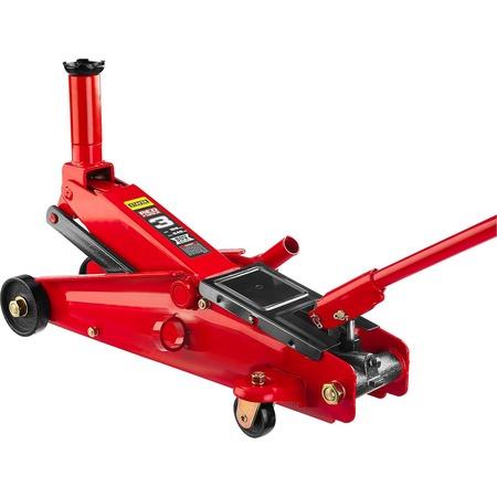 Купить Домкрат гидравлический подкатной Stayer RED FORCE для внедорожников