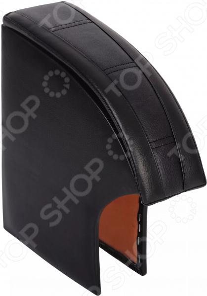 Подлокотник Azard ВАЗ 2113-15 «Мягкий» фаркоп avtos на ваз 21099 разборный тип крюка h г в н 800 50кг vaz 09