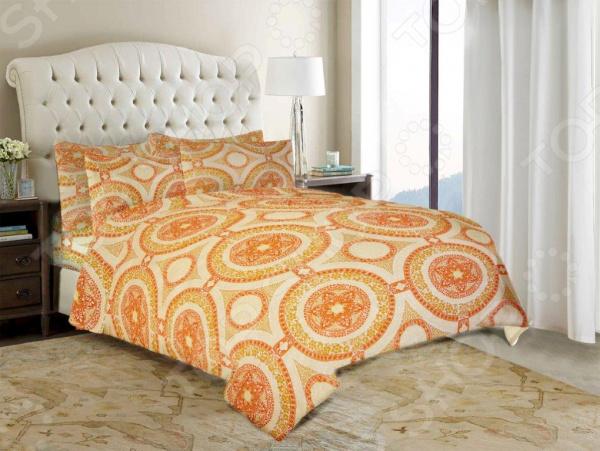 Zakazat.ru: Комплект постельного белья «Оранжевое настроение». 1,5-спальный