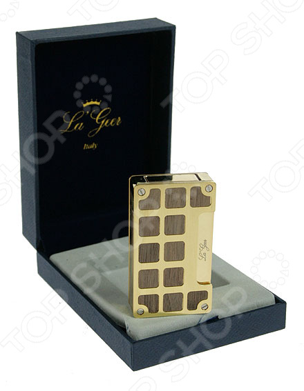Зажигалка La Geer с пьезоэлементом 85315
