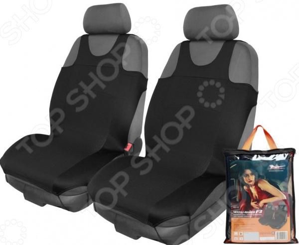 Набор чехлов-маек для передних сидений Airline ASC-F3