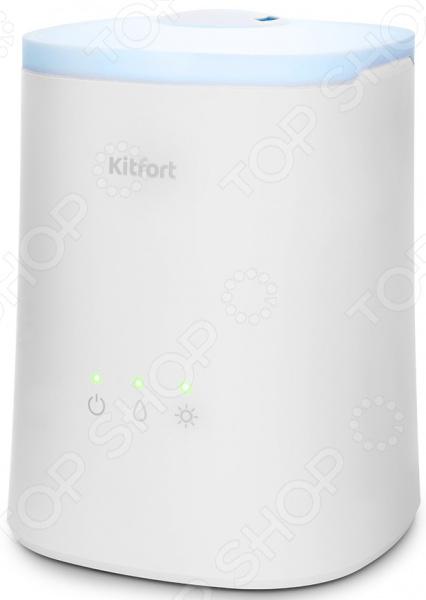 Увлажнитель-ароматизатор воздуха KITFORT КТ-2807
