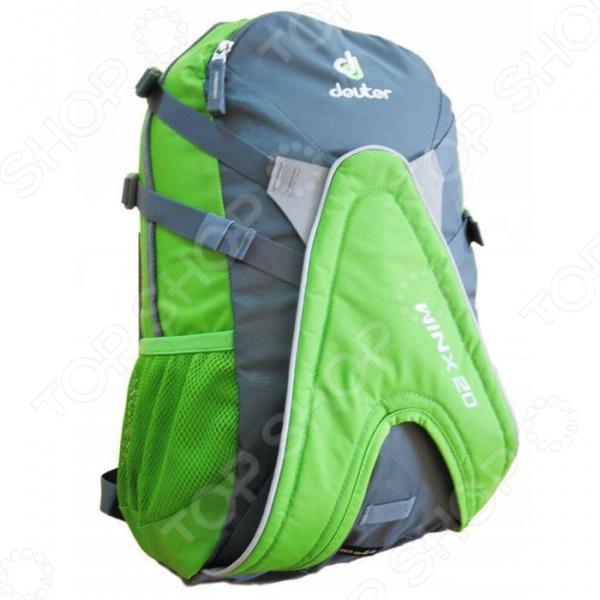 Рюкзак для роликов Deuter SMU Winx 20 Рюкзак для роликов Deuter SMU Winx 20 /Зеленый/Черный