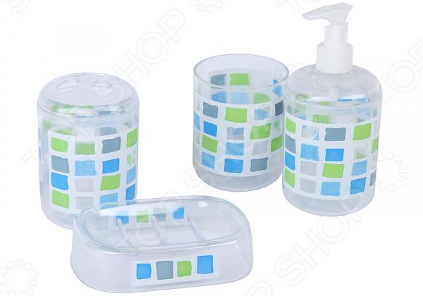 Набор аксессуаров для ванной комнаты Rosenberg RPL-350016