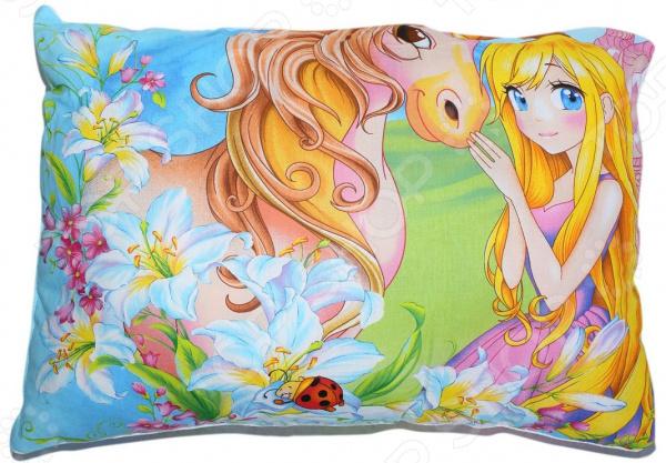 Подушка детская Cleo «Карапуз» 020-PD цена