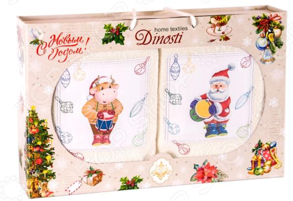 Набор кухонных полотенец Dinosti 1747330