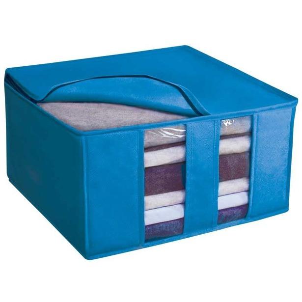 фото Коробка для хранения Рыжий кот 004503. В ассортименте