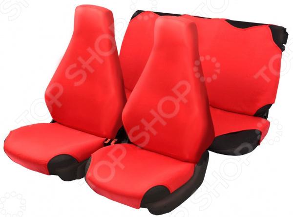 Набор чехлов-маек для сидений Azard 7 Classic поворотный механизм для сидений в украине