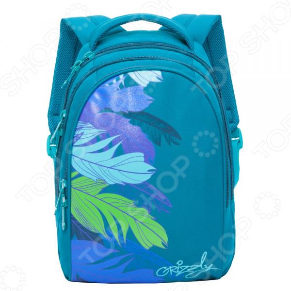 Рюкзак молодежный Grizzly RD-836-2 рюкзак молодежный grizzly rd 750 2 1