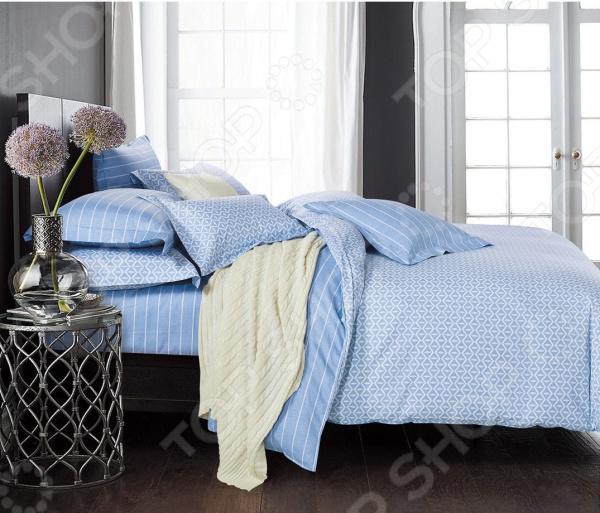 Zakazat.ru: Комплект постельного белья Cleo 049-SR. 2-спальный
