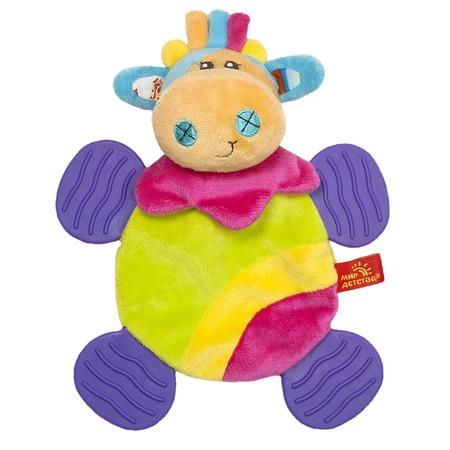 Купить Мягкая игрушка Мир детства «Артистка Виолетта»