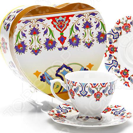 Чайная пара Loraine LR-26624