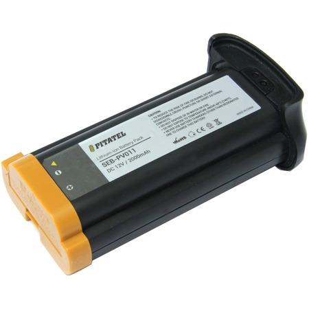 Аккумулятор для камеры Pitatel SEB-PV011 для Canon EOS 1D Mark II, 2000mAh