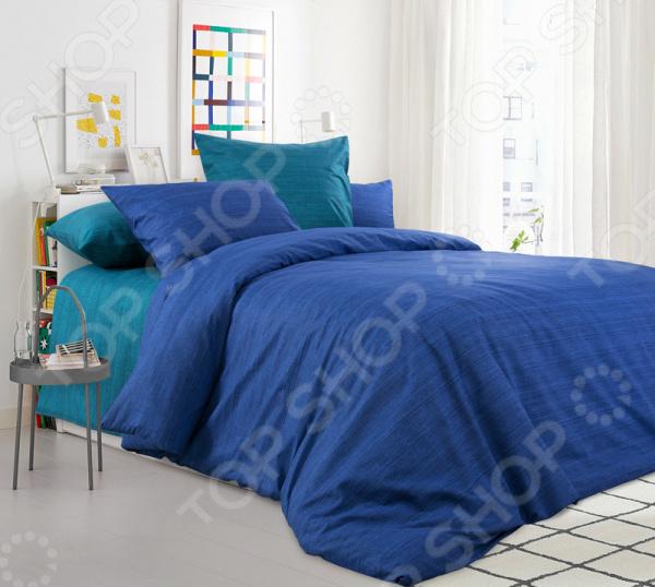 Комплект постельного белья ТексДизайн «Морская лагуна» 174335 комплект постельного белья altinbasak 1 5 сп ранфорс athletik оранжевый 298 42 char002