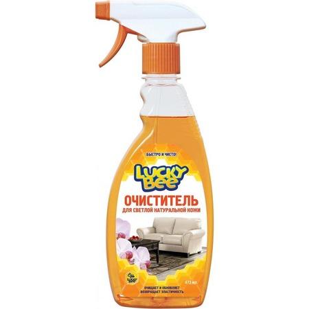 Купить Очиститель для светлой кожи Lucky Bee LB 7511