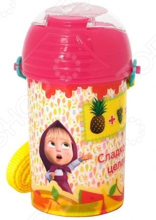 Бутылочка детская «Маша и Медведь. Фруктовая Радуга» MBPFB400-01