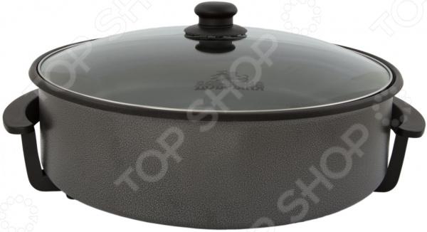 Электросковорода Добрыня DO-1603 сковорода добрыня do 3302 1