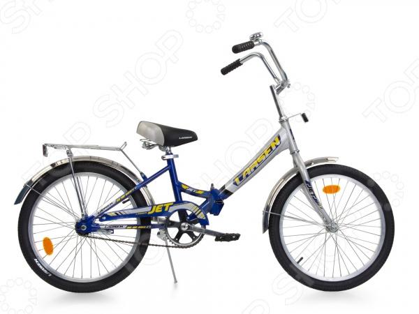 Велосипед городской подростковый Larsen Jet 2016 года