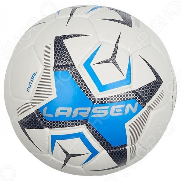 Мяч футбольный Larsen Futsal мяч футбольный larsen larsen futsal sala