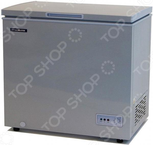 Морозильная камера WILLMARK CF-270X-2S кофеварка kitfort kt 702 1100 вт черный