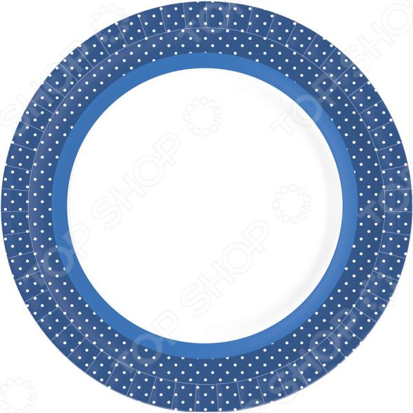 Набор тарелок одноразовых Duni 173716