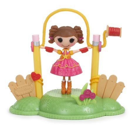 Купить Кукла Lalaloopsy со скакалкой