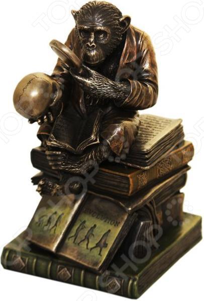 Статуэтка-шкатулка Veronese «Ученная обезьяна»