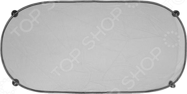 Шторка на заднее стекло Zipower PM 0526. В ассортименте