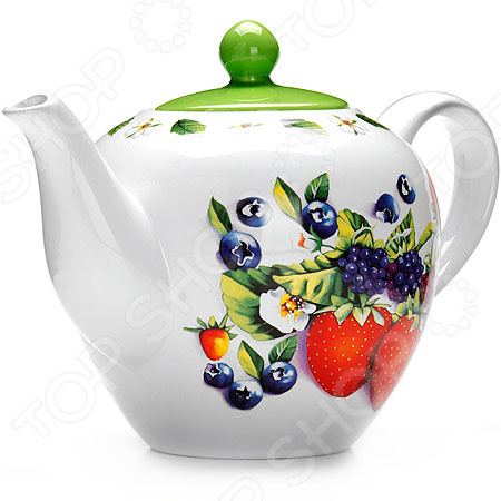 Чайник заварочный Loraine «Ягоды»