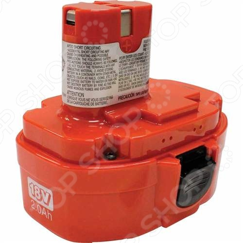 Батарея аккумуляторная Makita 192827-3 wholesale5pcs 18v 2 0ah replacement battery for 18 volt makita 1822 192826 5 192827 3 ni cd red