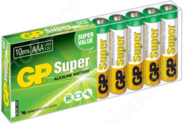 Батарейка GP GP ААА