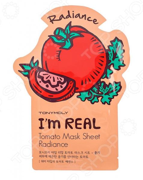 Zakazat.ru: Маска тканевая для лица TONY MOLY I Am Real антиоксидантная «Томат»