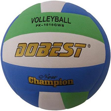 Купить Мяч волейбольный DoBest PK-1010GWB