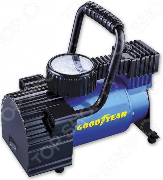Компрессор автомобильный Goodyear GY-30L компрессор для ваз где