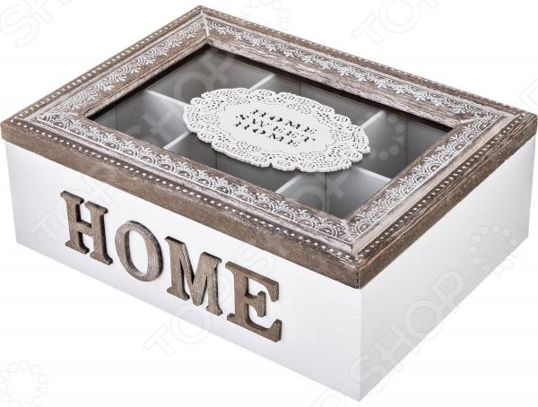 Шкатулка для чая Lefard Home 222-692